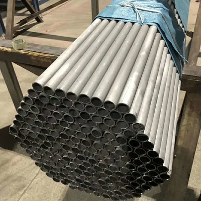 China 316L Stainless Steel Seamless Tube ASTM A312 TP 316L Seamless 316l Stainless Steel Tube fornecedor